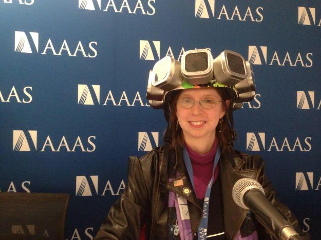 AAAS PET scan