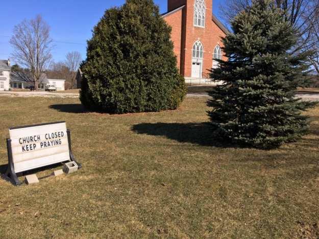 Pittsford, Vt. church 2